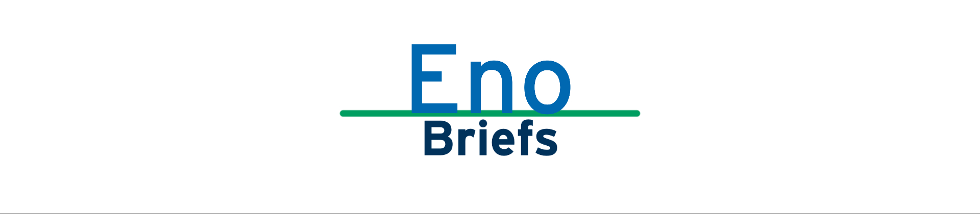 Eno Briefs – January 2013