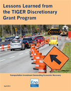 Lessons Learned from the Tiger Discretionary Grant Program