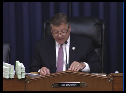 July 13, 2018 - The infrastructure legislation that House Transportation and Infrastructure chairman Bill Shuster (R-PA) has quietly been working on for weeks could be unveiled by the end of this month.