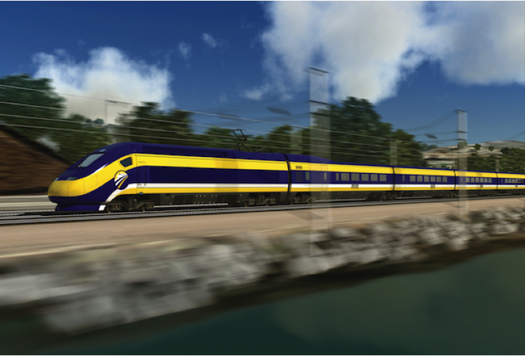 March 14, 2018 - Last Friday, the California High Speed Rail Authority (CHSRA) released a draft 2018 business plan stating that costs for completing Phase 1 of the system (San Francisco to Anaheim) could rise as high as $98 billion, that completion will take four more years to complete than was estimated two years ago, and that the authority will probably need additional funding from somewhere in order to complete the initial operating segment of the system. The authority even raises the possibility of operating two non-connected segments - one from San Fransisco to Gilroy, and the other from Madera to Bakersfield - while waiting for more money from somewhere so they can finish digging tunnels to connect the two segments.
