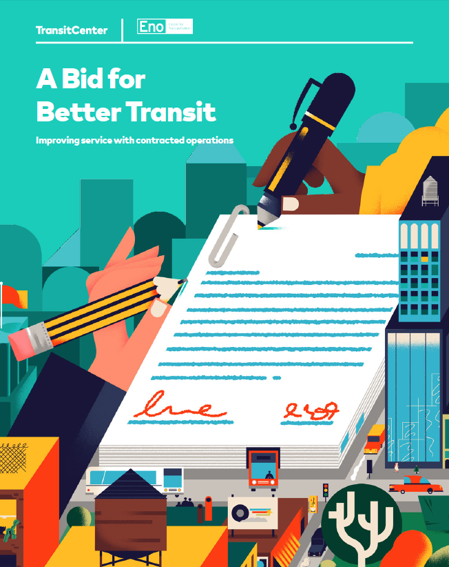 A Bid for Better Transit: Improving service with contracted operations