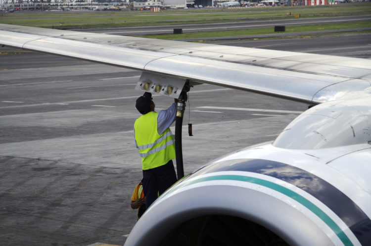 Jet fuel prices have dropped significantly. Why haven't ticket prices?