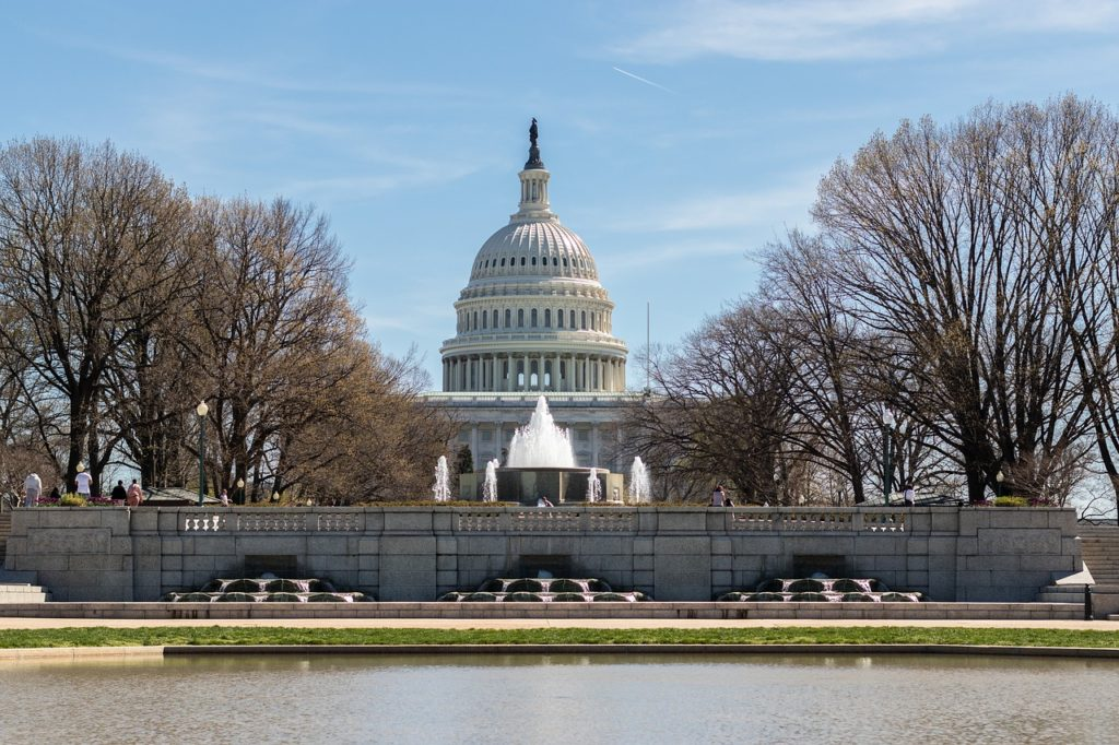 November 9, 2018 - Democrats will have a majority in the House of Representatives next year in the 116th Congress, with a majority that could be almost as large as the one held by Republicans in the 115th Congress. But Republicans have maintained control of the Senate, with their current 51 seats likely to increase to somewhere from 52-54 seats depending on one runoff and two races still counting.