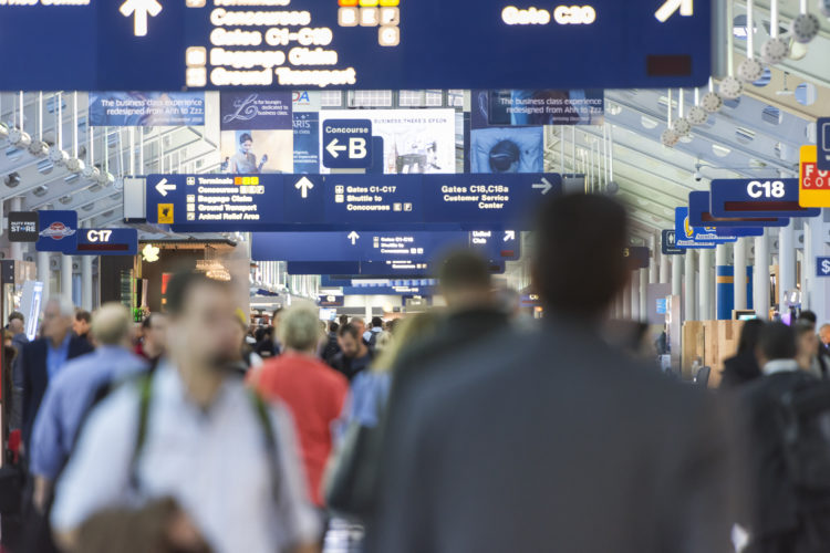 Where are airline passengers getting the best service?