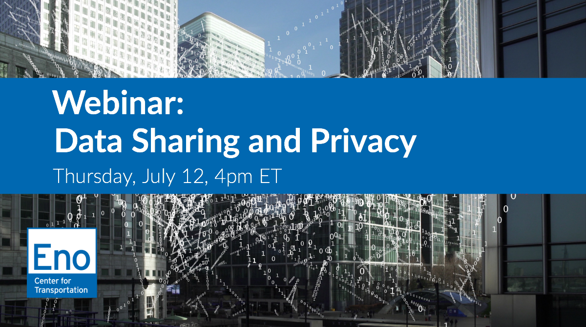Data Sharing and Privacy
