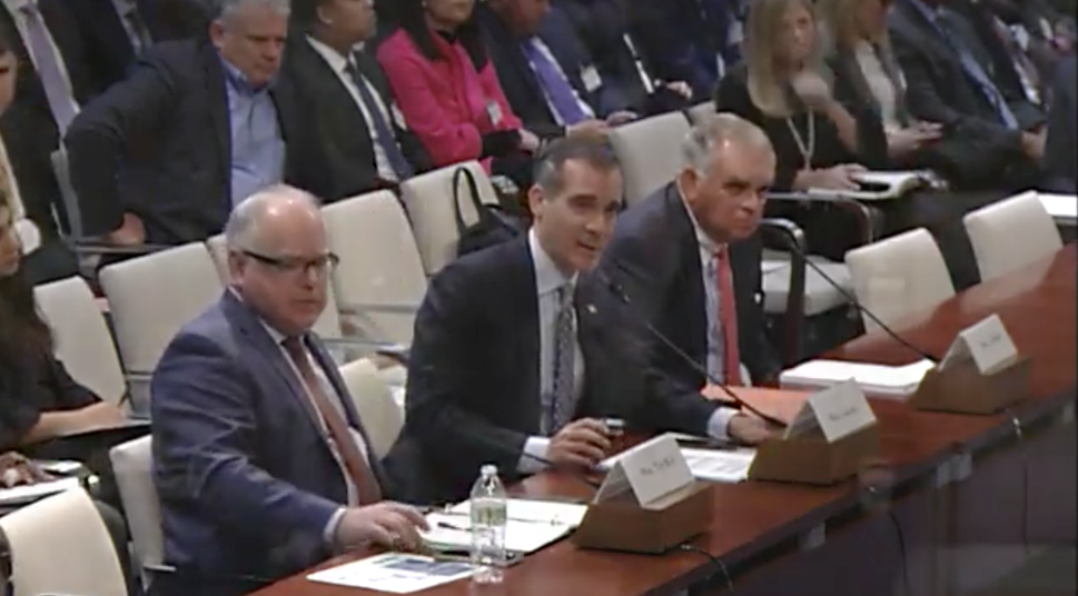 "February 8, 2019 - The House Transportation and Infrastructure Committee of the 116thCongress formally kicked off its work yesterday with a marathon seven-hour hearing entitled ""The Cost of Doing Nothing: Why Investing in Our Nation's Infrastructure Cannot Wait."""