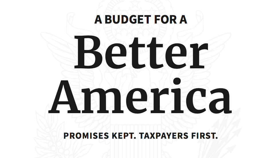 March 11, 2019 - President Trump has released a fiscal year 2020 budget request today that calls for $84.1 billion in gross budgetary resources for the U.S. Department of Transportation today, a $3.5 billion decrease from 2019.