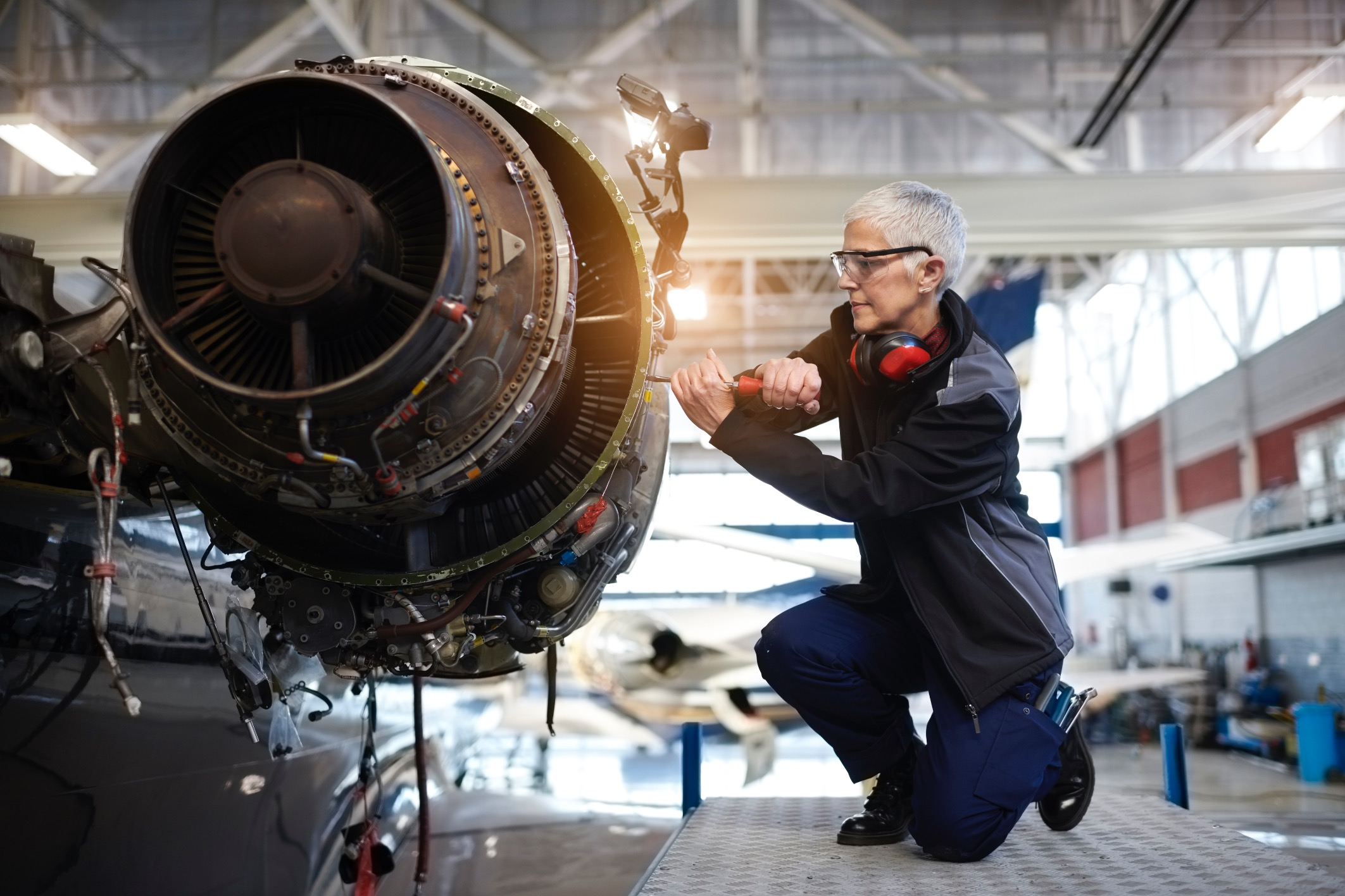 Report: Aviation Workforce Challenges in the United States and the United Kingdom