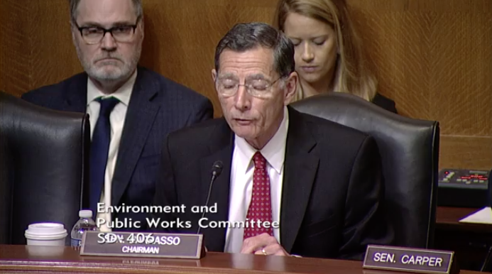 July 12, 2019 - The Senate Committee on Environment and Public Works held a hearing this week to reinforce the need for a multi-year surface transportation reauthorization bill – the precise kind of bill that the panel hopes to approve by the end of this month.