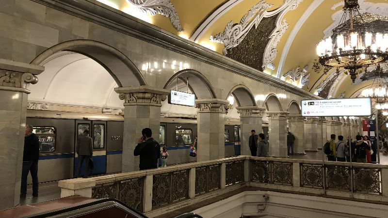 I knew it would be strange to be in Russia on July 4 for the Moscow Urban Forum. Moscow is a complicated and challenging city—albeit a stunning, lively one—as it struggles with the transition from a socialist economy to a market one.