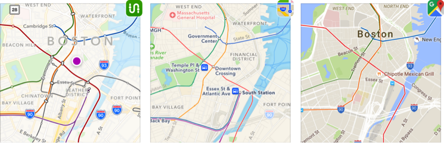 (Source: Transit App - Transit in Boston: Showing the T, Commuter Rail and Silver Line — Boston's BRT)