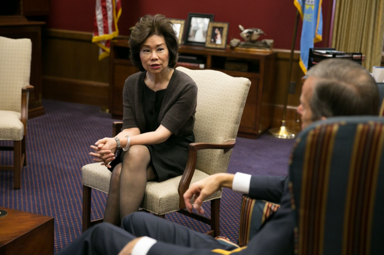 January 13, 2017 - On Wednesday, January 11, the Senate Commerce, Science, and Transportation Committee held its confirmation hearing for Secretary-designee Elaine Chao.