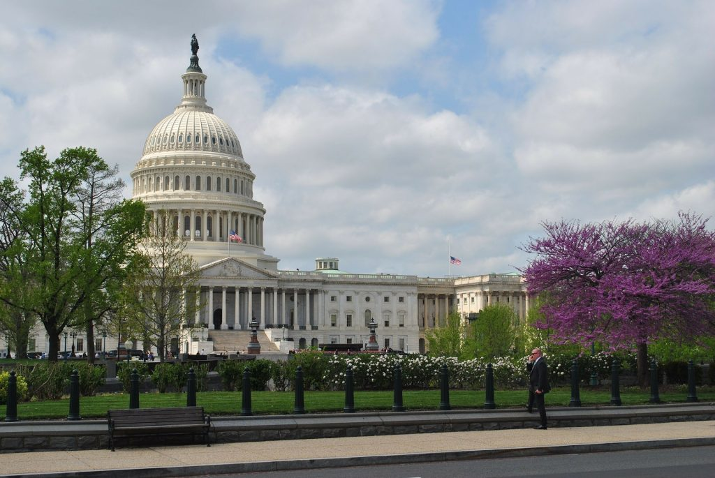 October 12, 2018 - Yesterday, the U.S. Senate finished its pre-election business with the typical flurry of activity, passing 17 bills and resolutions (mostly low-profile stuff) and confirming 35 civilian nominations before adjourning to return November 13.